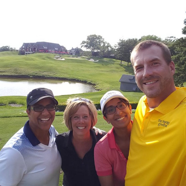 2016 Burlington Foundation Golf Tournament