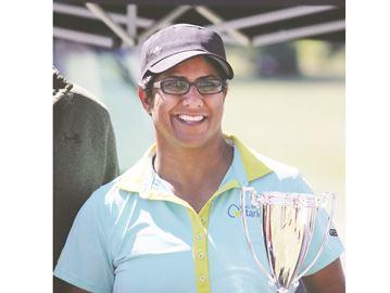 "Burlington's Fareen ""Far"" Samji Wins Fifth Consecutive ILDC Women's Canadian Long Drive Championship"