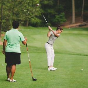 Private Playing Lesson on the Course