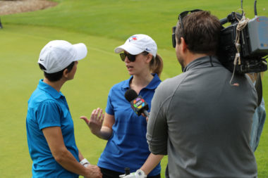 CHCH Covers Smashing Nines Women's Only Golf Tournament