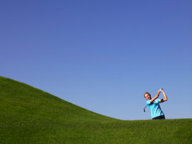 Ditch the guilt and make time for golf