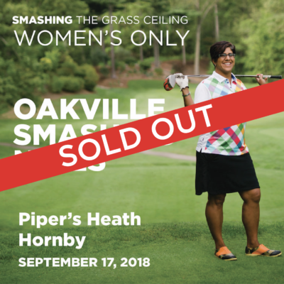 Oakville Smashing Nines – September 17th, 2018