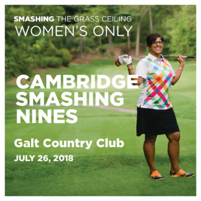 Cambridge Smashing Nines – July 26, 2018