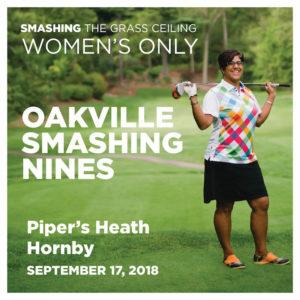 Oakville Smashing Nines – September 17th, 2018