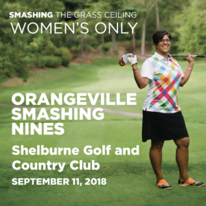 Orangeville Smashing Nines – September 11, 2018