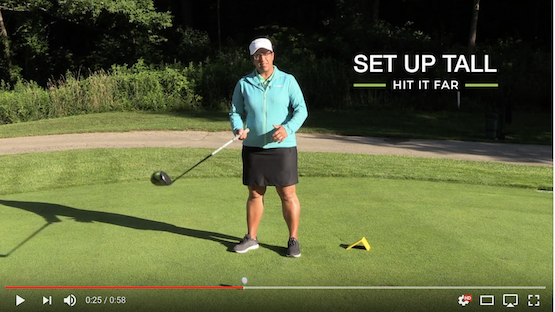 Set Up Tall – Hit it Far TV Series